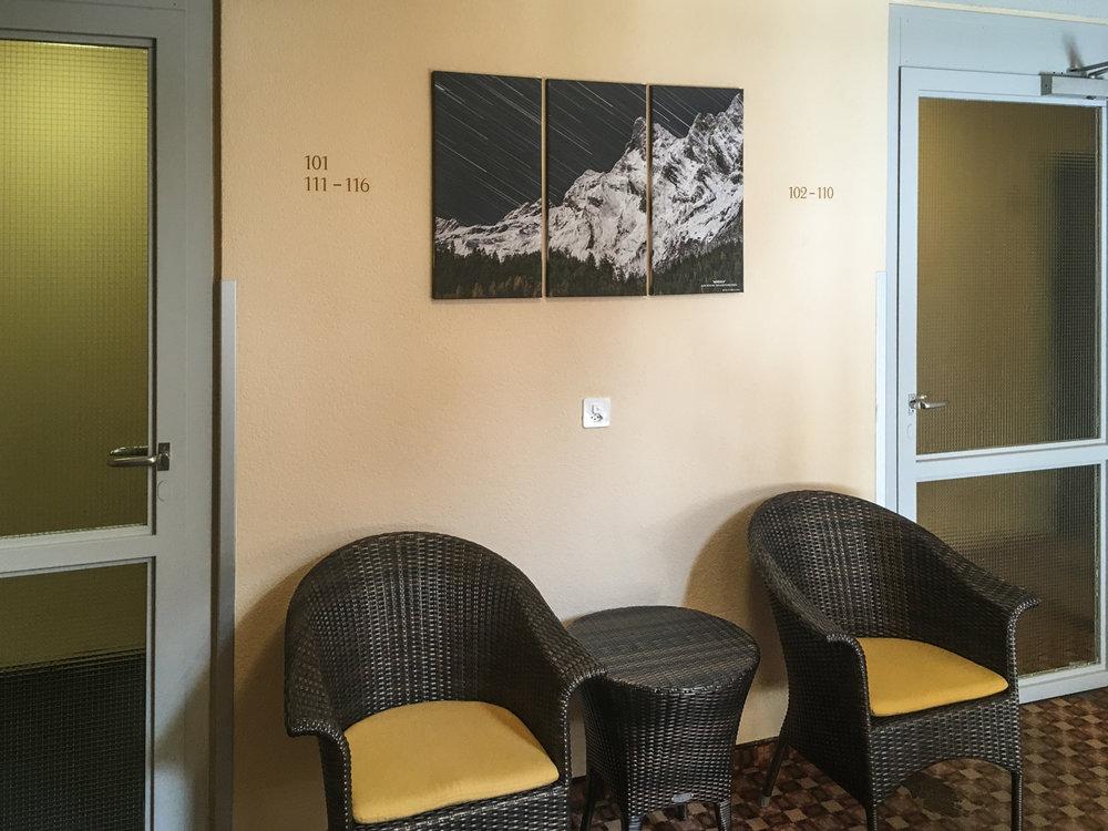 das hotel sherlock holmes | canvas print