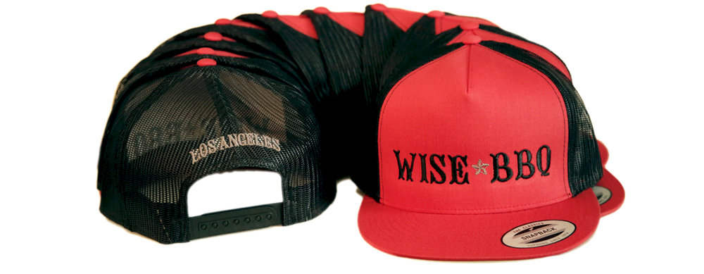 Click the image above to purchase WISE BBQ merchandise.