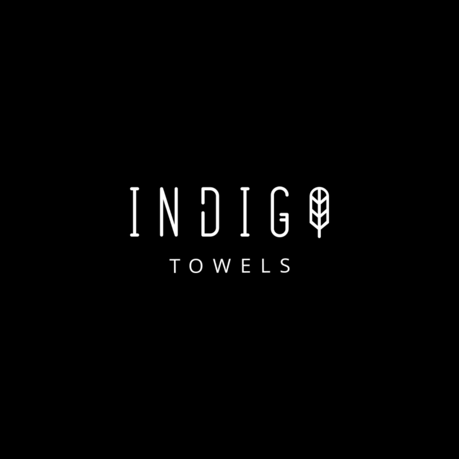 Indigo Towels