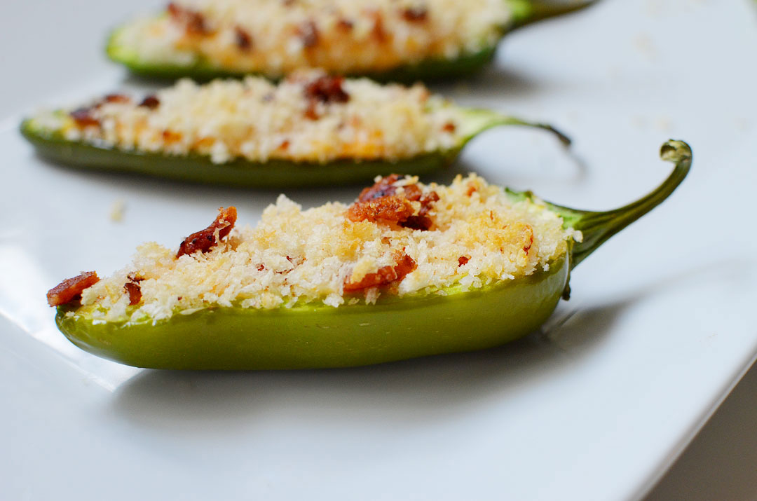 Try these healthier jalapeno poppers