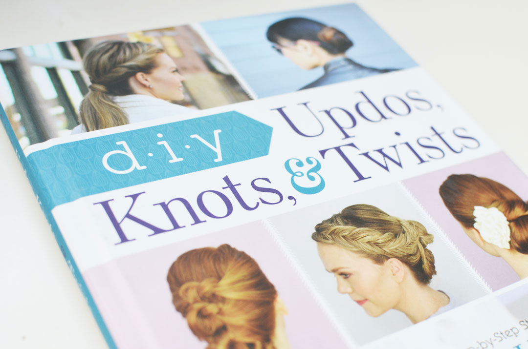 DIY Updos, Knots & Twists by Melissa Cook - theartmuse