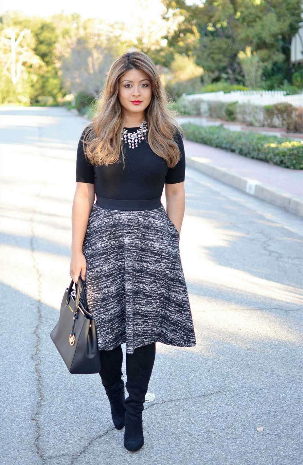 theArtMuse Holiday Outfit