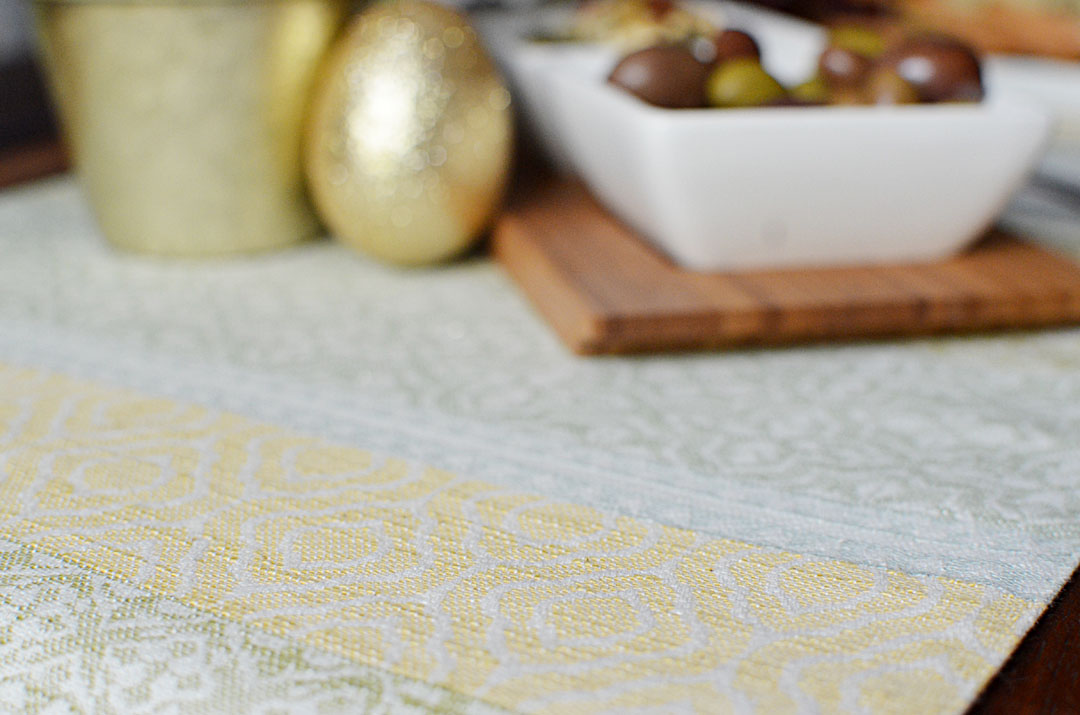 Decorate your Easter/Spring table with Kohls
