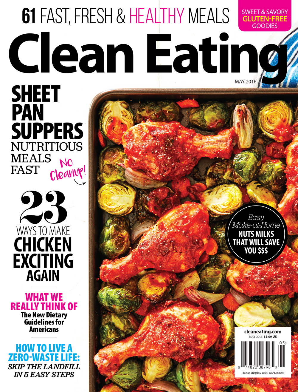 Clean Eating - May 2016
