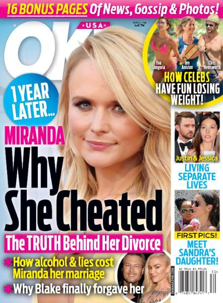 OK! Magazine - July 25, 2016