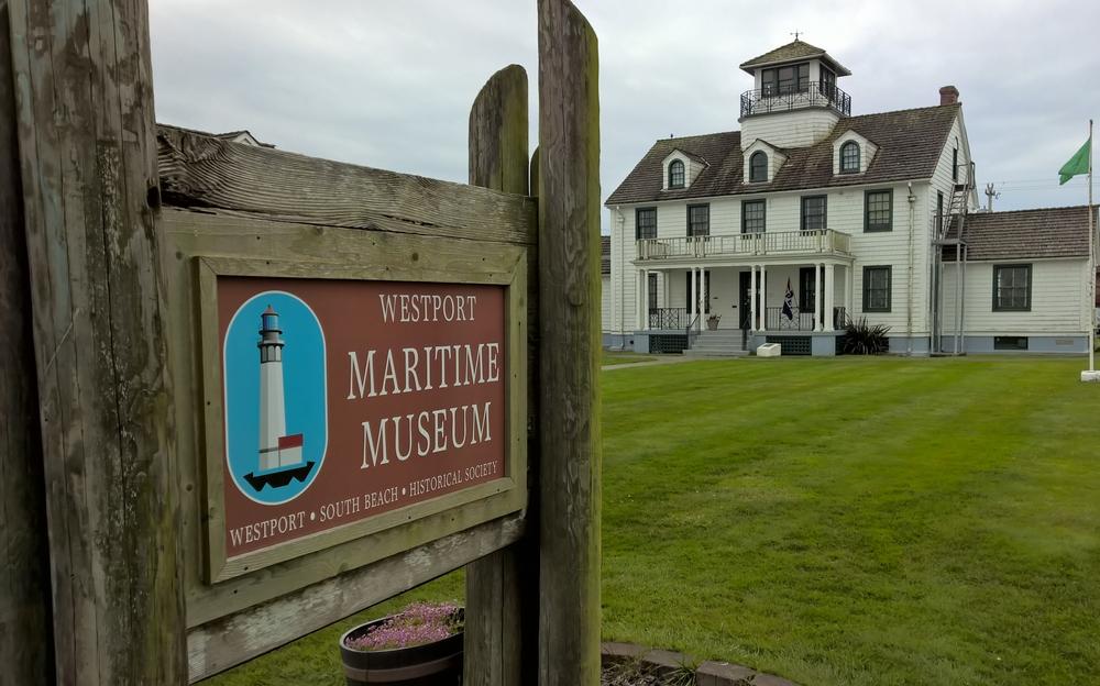 Maritime Museum - Westport, WA
