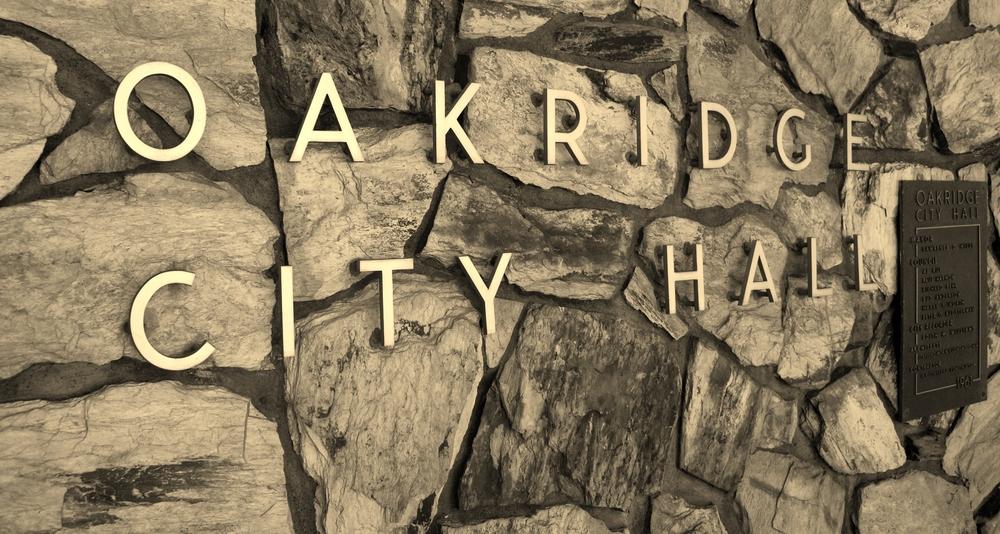 City Hall - Oakridge, OR
