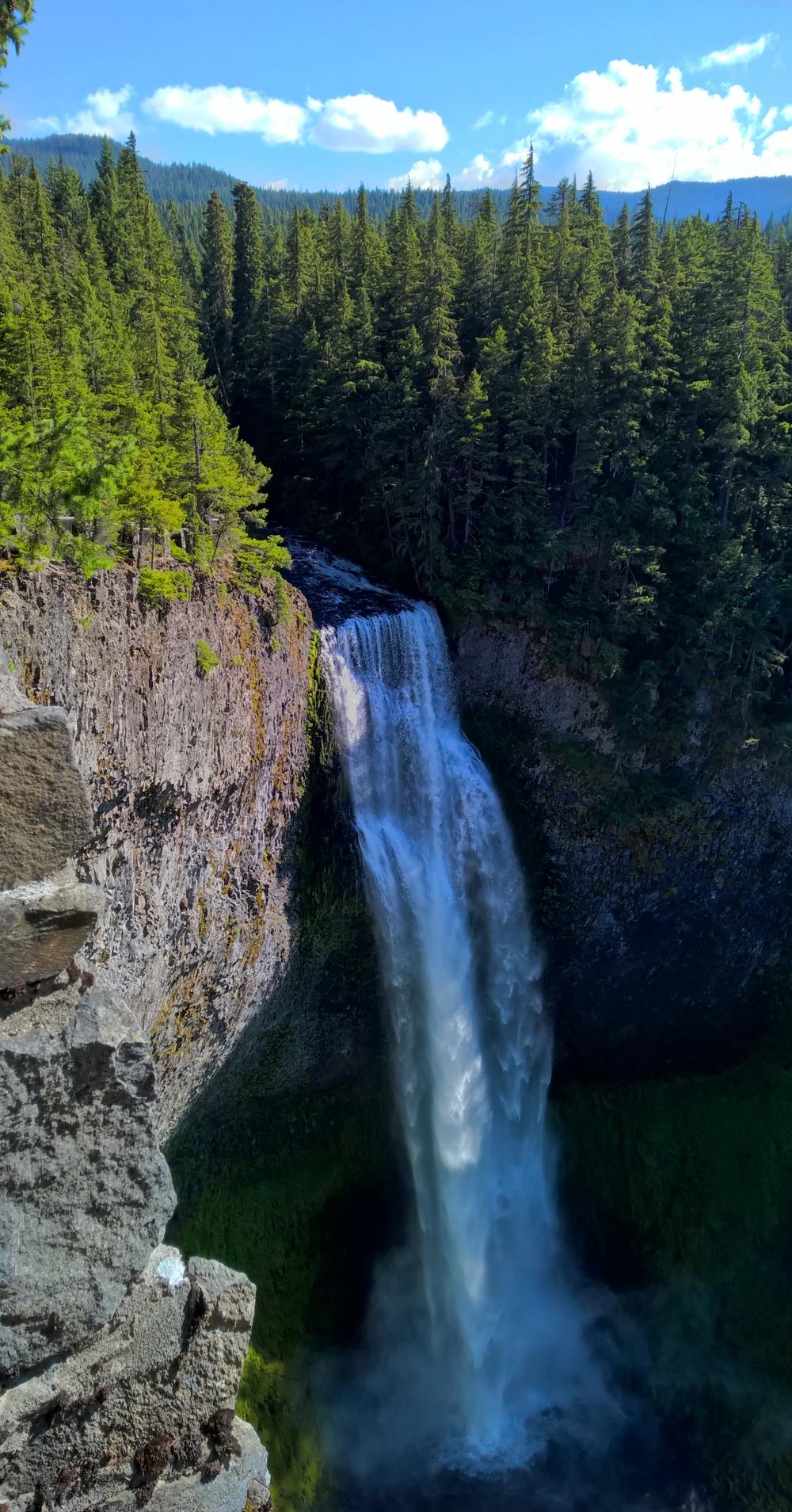 Salt Creek Falls - Willamette National Forest, OR