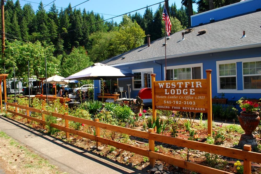Westfir Lodge - Westfir, OR