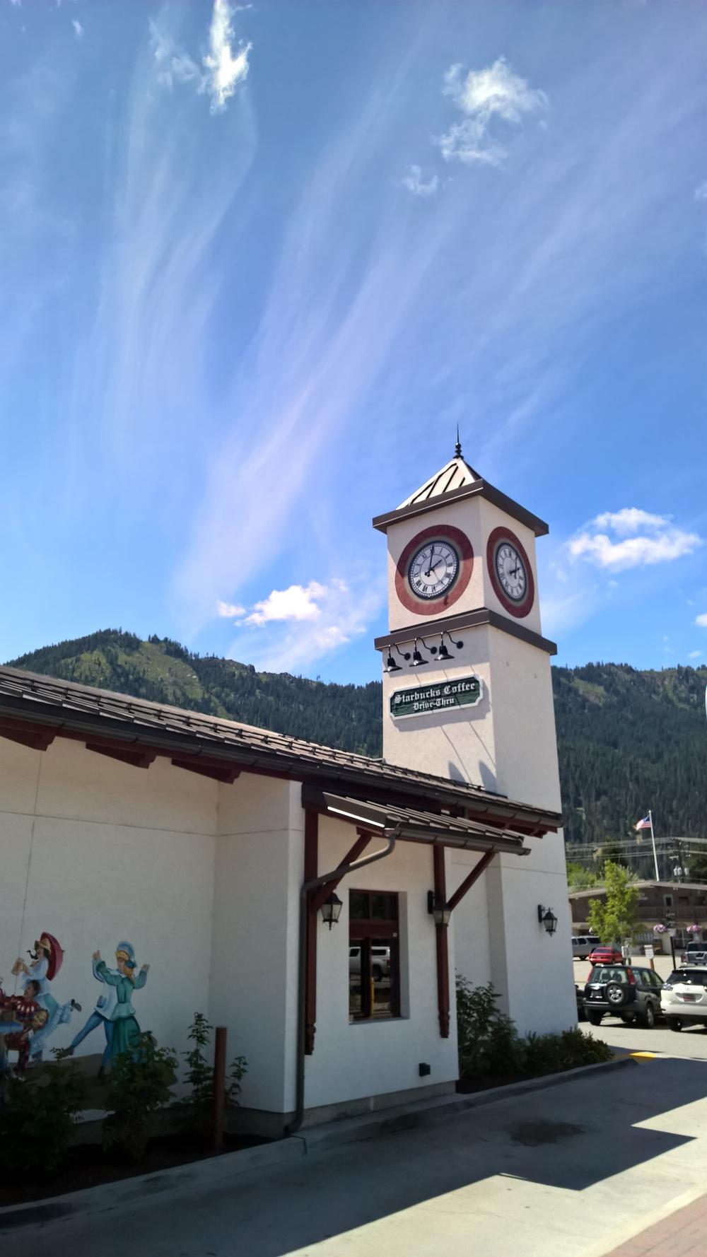 Starbucks - Leavenworth, WA