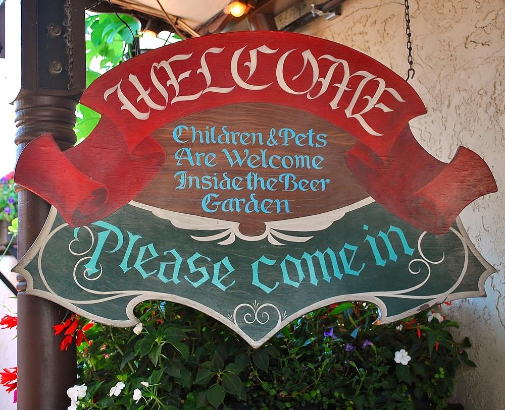 All are welcome at Muchen Haus - Leavenworth, WA