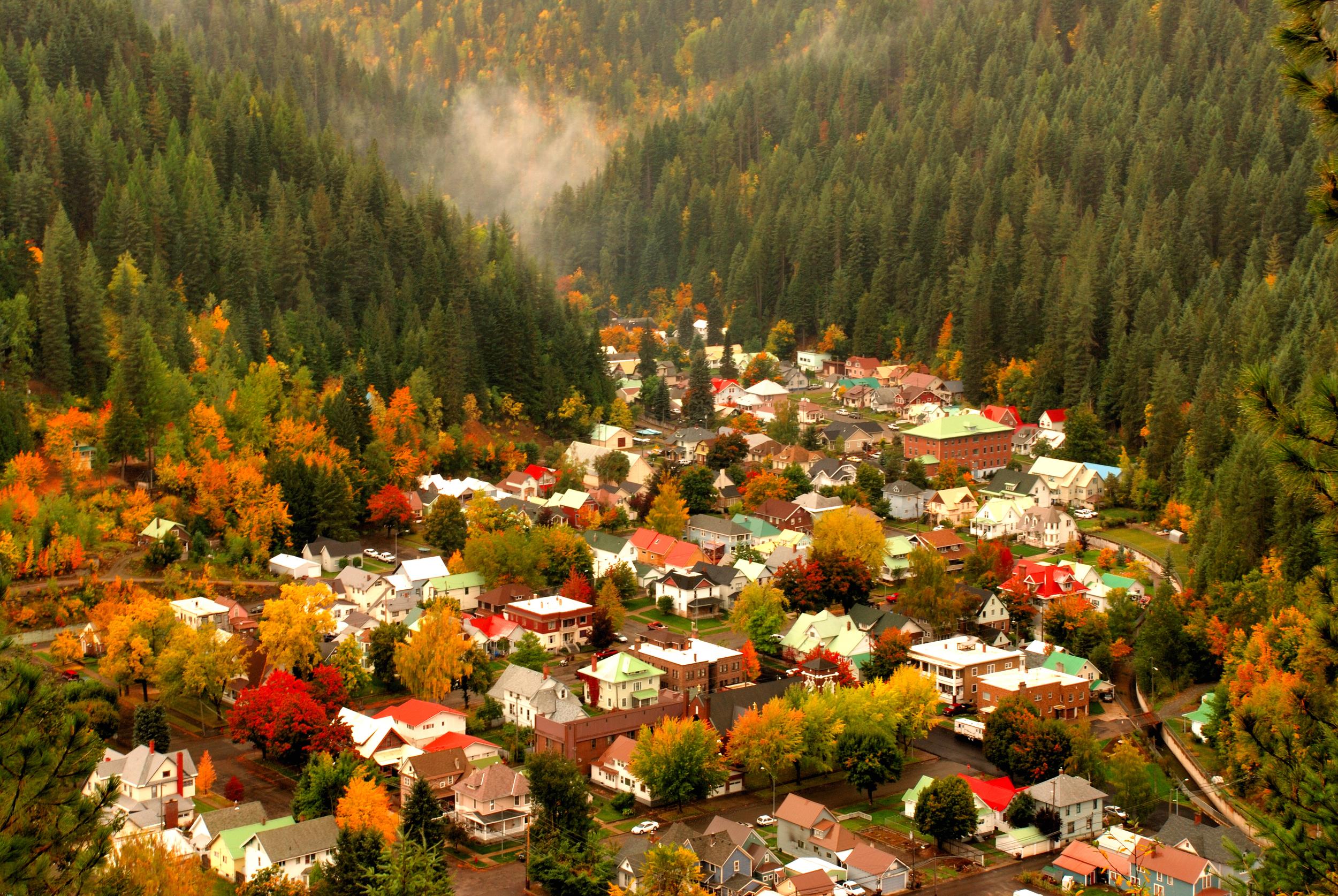 Wallace, Idaho — Tiny Town Travels