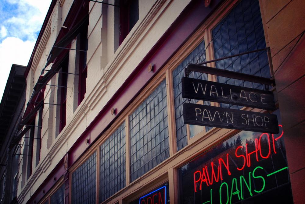 Wallace Idaho Tiny Town Travels