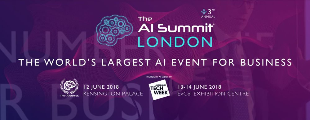 Jeff Adams,CEO & Founder of Cobalt Speech and Language, has been selected to speak on the CNN -moderated Panel at the Artificial Intelligence in Business Summit in London.