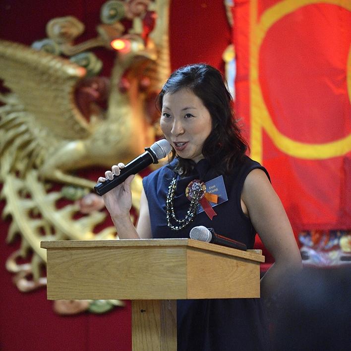 Fon Wang, AIA, LEED AP BD+C