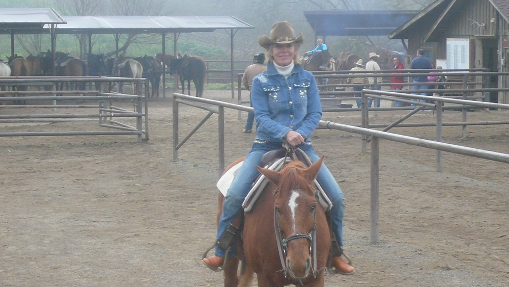 Equine therapy taught me how to BE PRESENT!