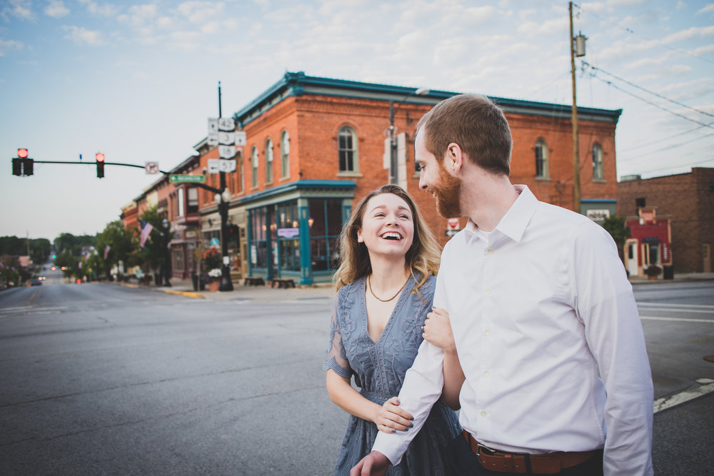 Michelle Carter Photography-Downtown Medina Engagement Session-Brianna and Josh-2.jpg