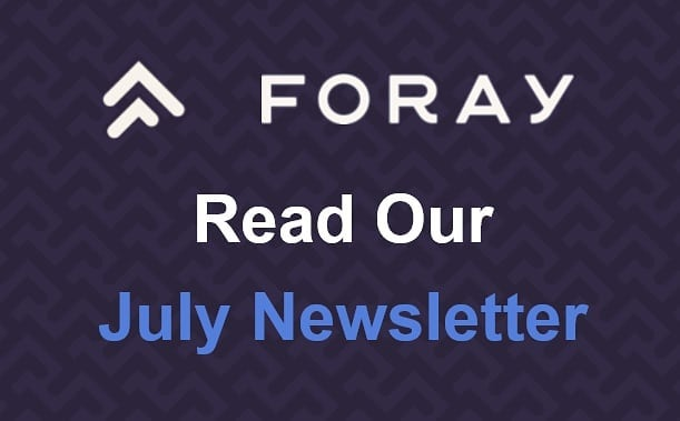 Read last month's newsletter: https://conta.cc/2BbdHrW  #walker #walk #beauty #rollator #foraydesign #foray #design #elderly #wheelchair #disability #medical #healthy #livingwell #wellness #mobility #seating #prosperity #transportation #travel