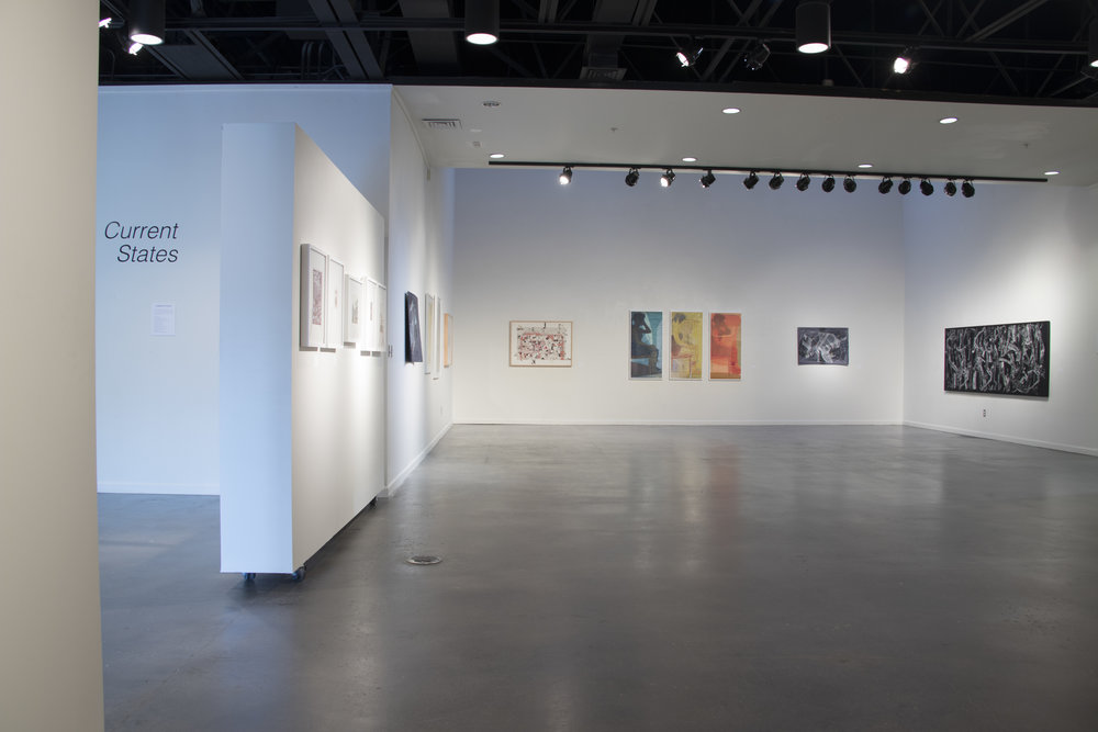 """Current States"" Installation View"