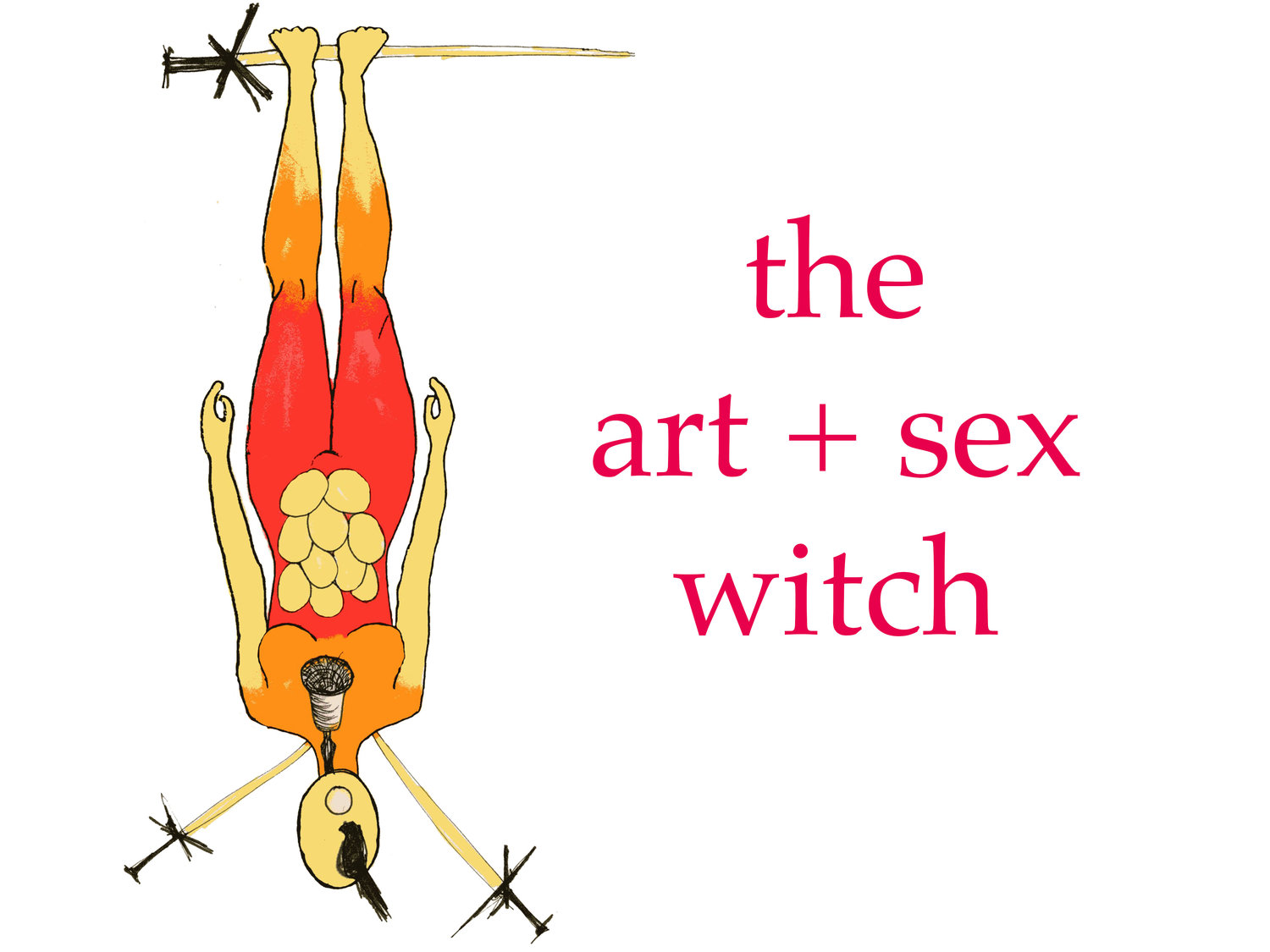 the art + sex witch