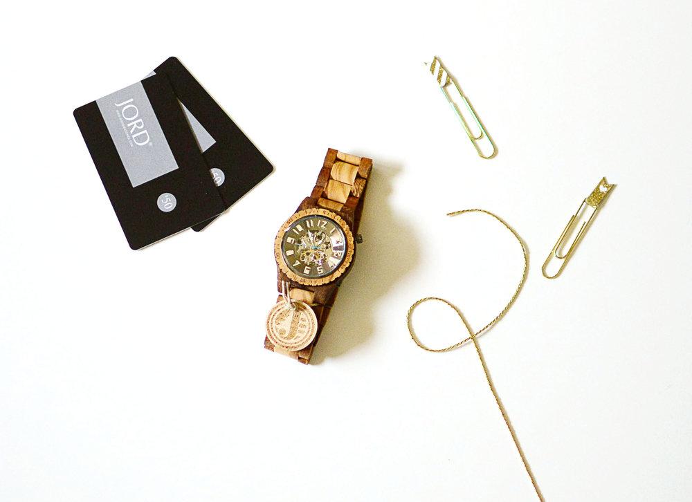 Dover Jord Watch