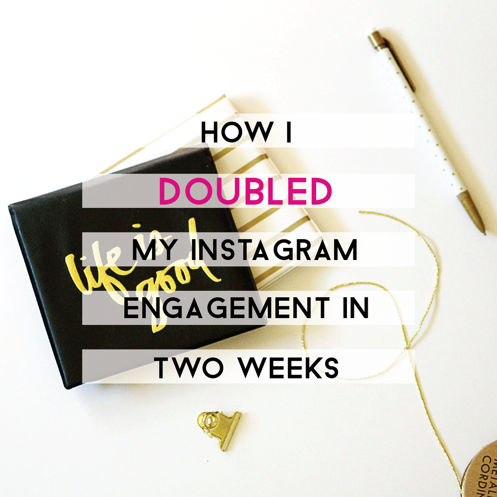 Double Social Media Engagement