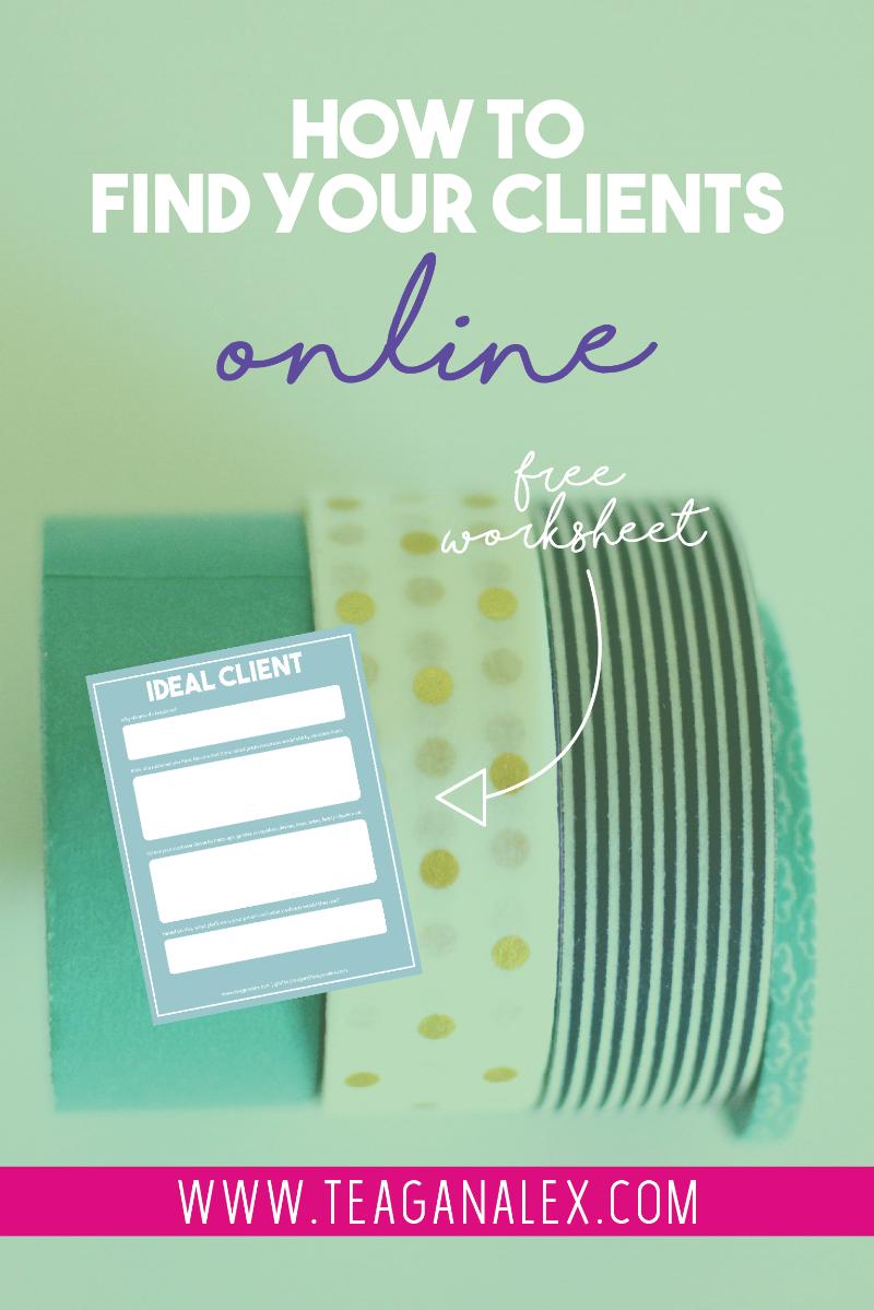 Find Customers Online