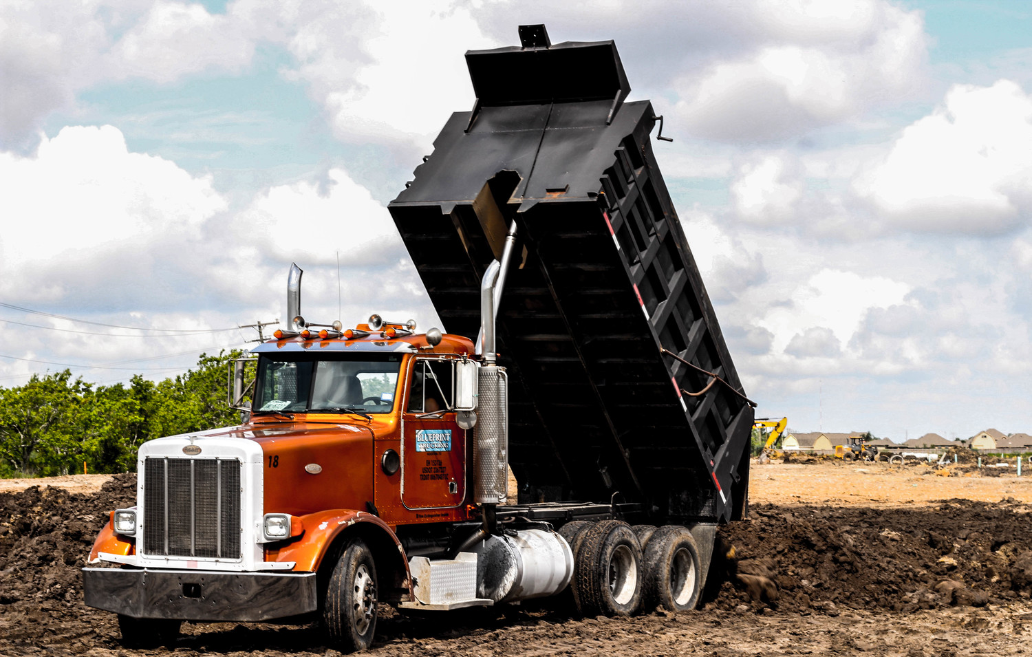 Services blueprint trucking services about services blueprint trucking malvernweather Image collections