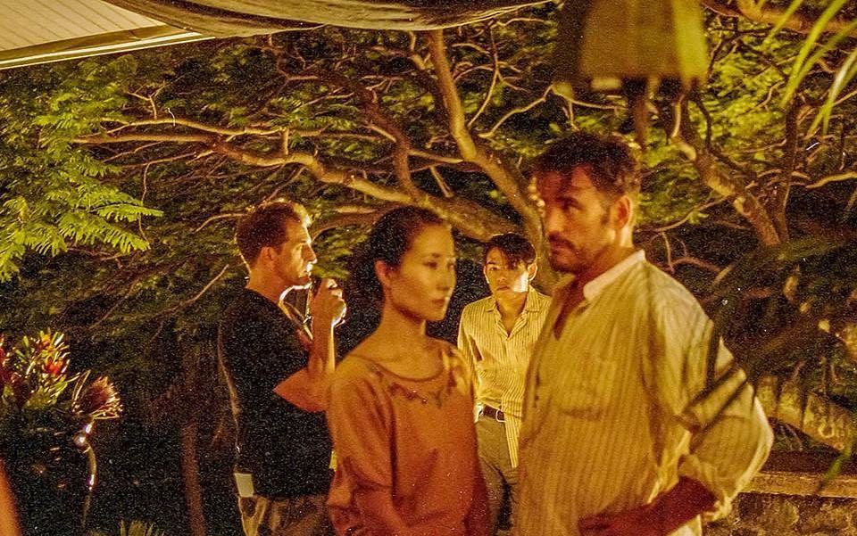 ハリウッド俳優のマット デロンさんとRUNNING FOR GRACEに出演。