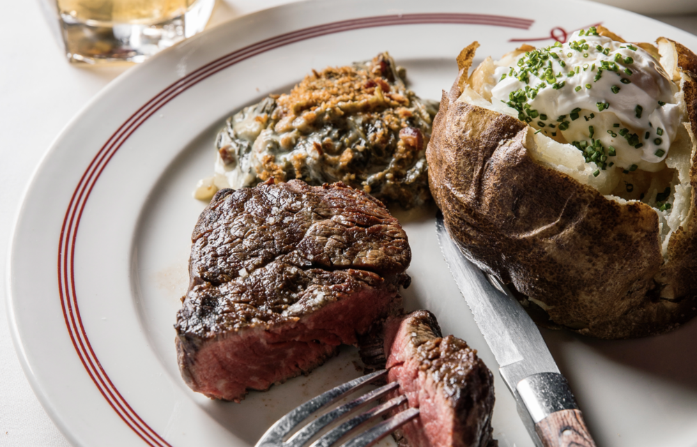 SUNSET MAGAZINE - 12 Perfect Recipes from an Iconic Steakhouse