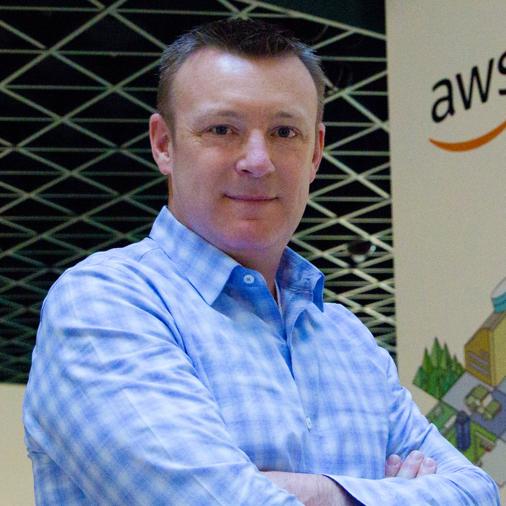 Mike Beary  Country Manager, AWS Ireland