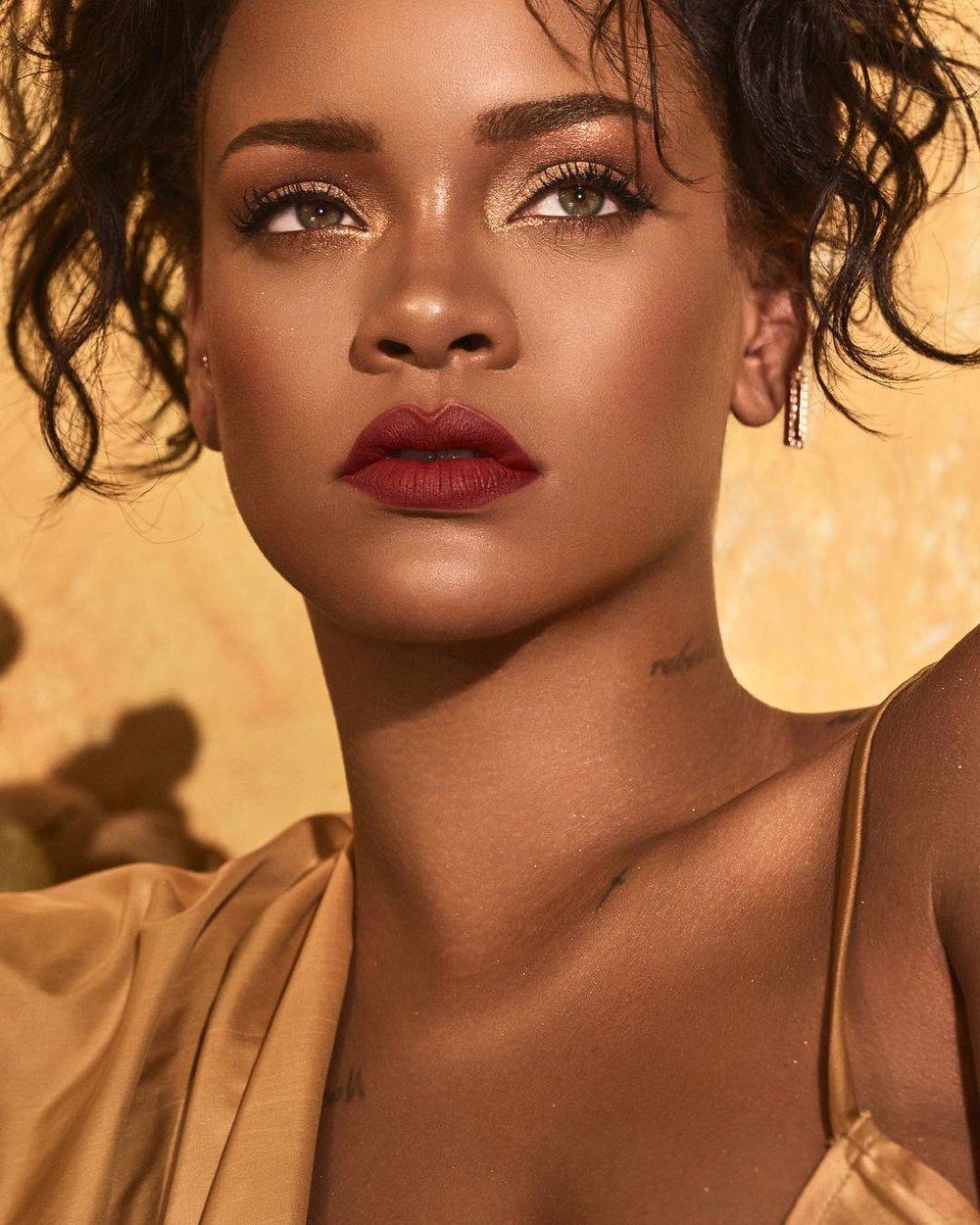 Rihanna: 64.5 Million Followers