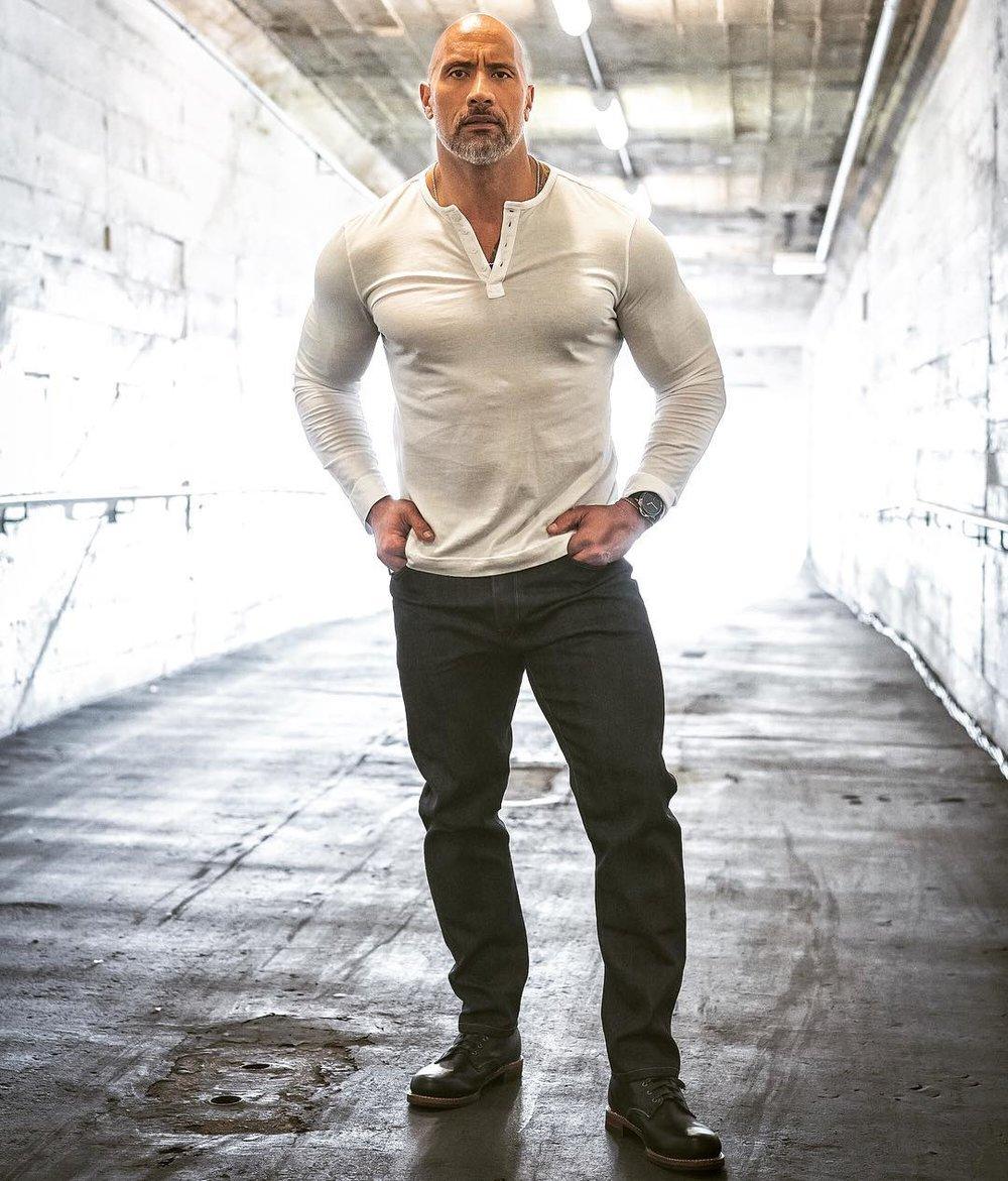 Dwayne 'The Rock' Johnson: 115 Million Followers