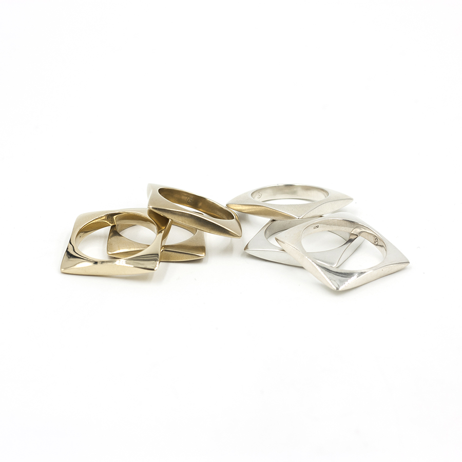 IANTHE bronze and sterling silver rings.jpg