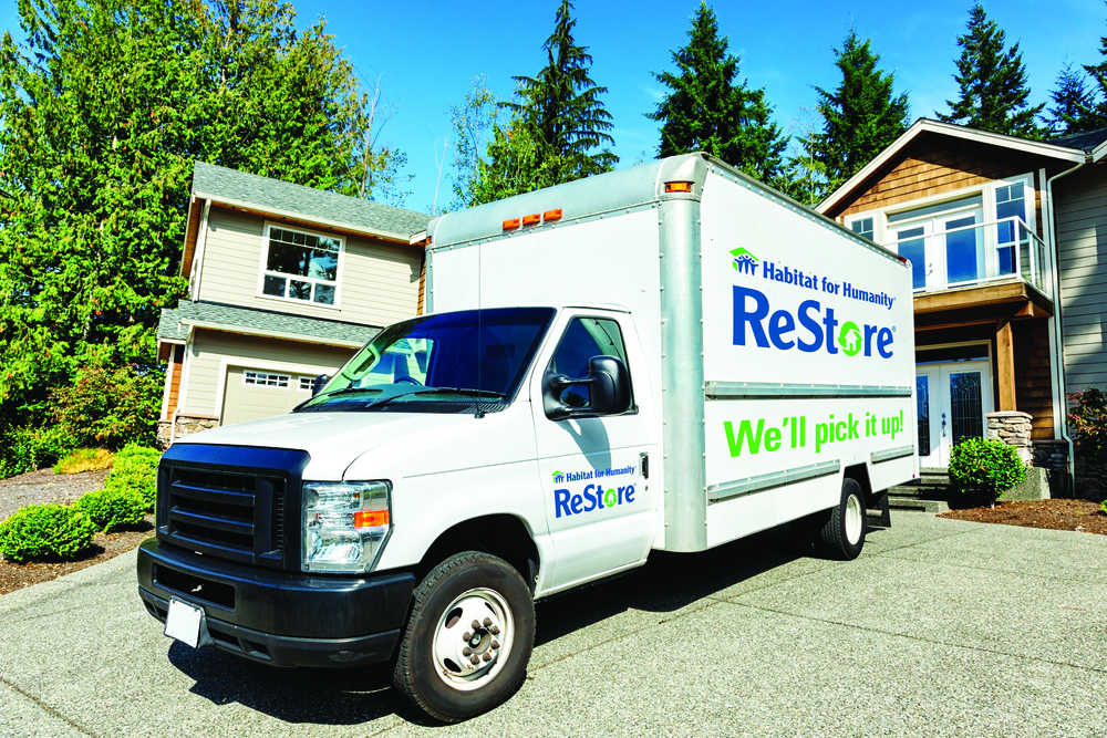 Click Here to Visit our ReStore website!