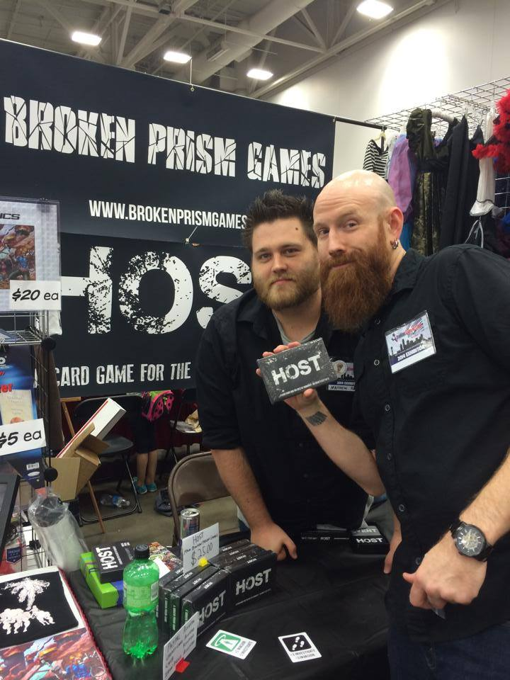 Captain Redbeard Stops by Broken Prism Games