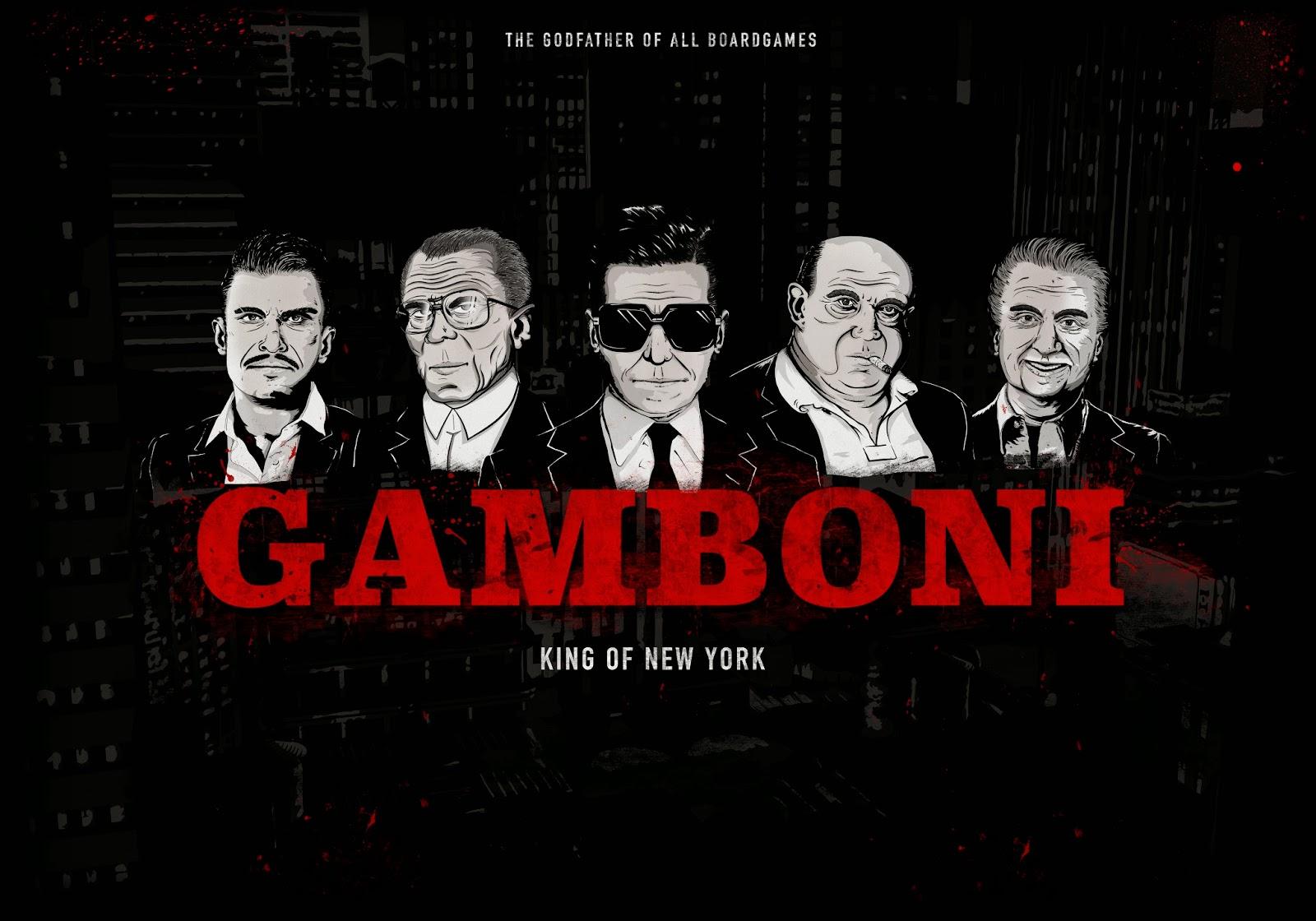 gamboni box new