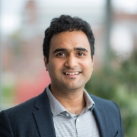 Ashwin Belle, PhD - Analytics Architect
