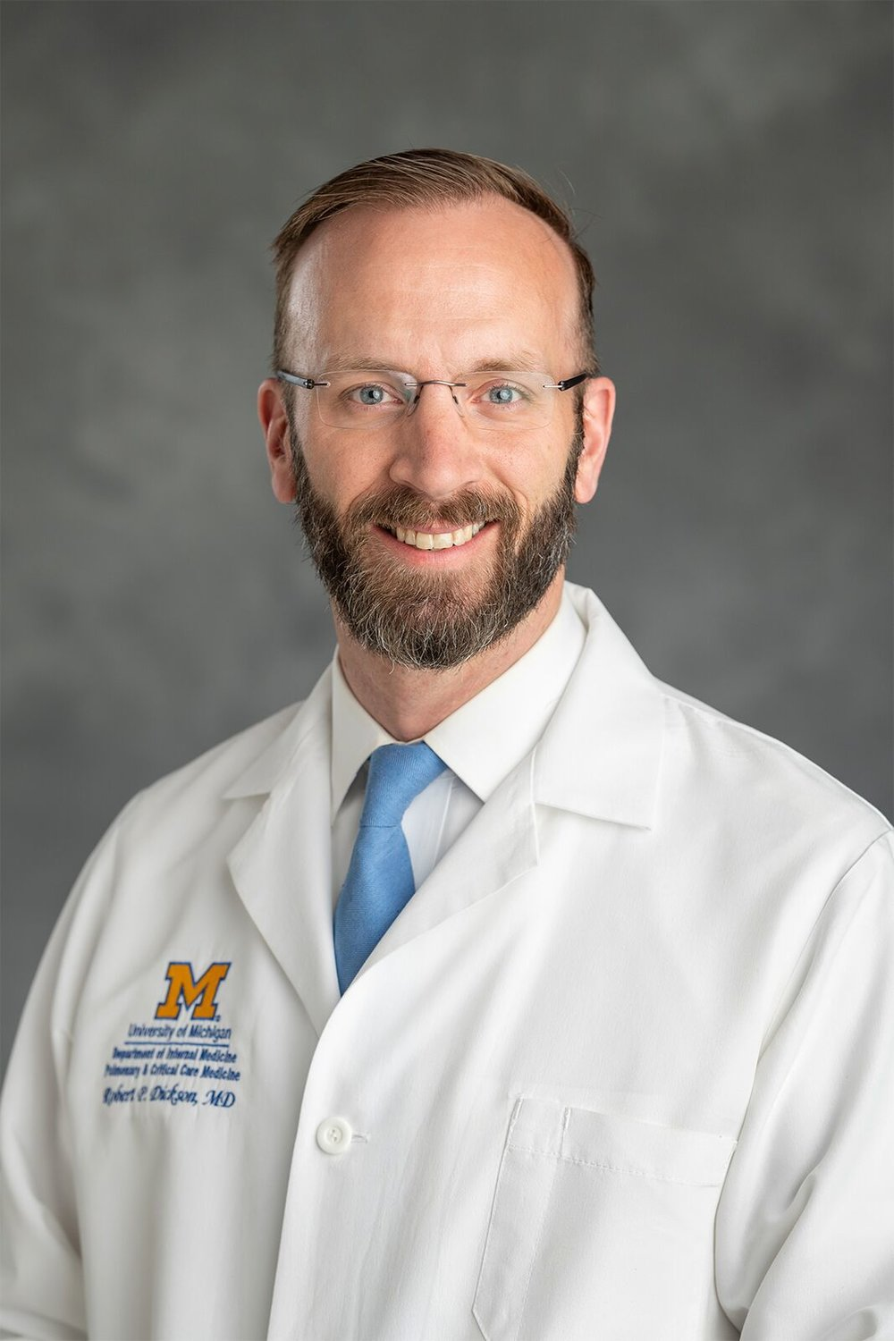 Robert Dickson, MD