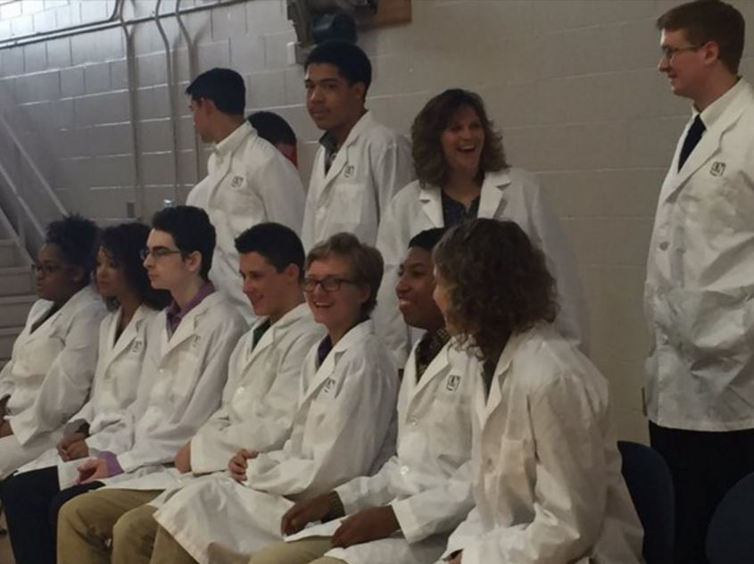 Biotechnology Class of 2015-2016