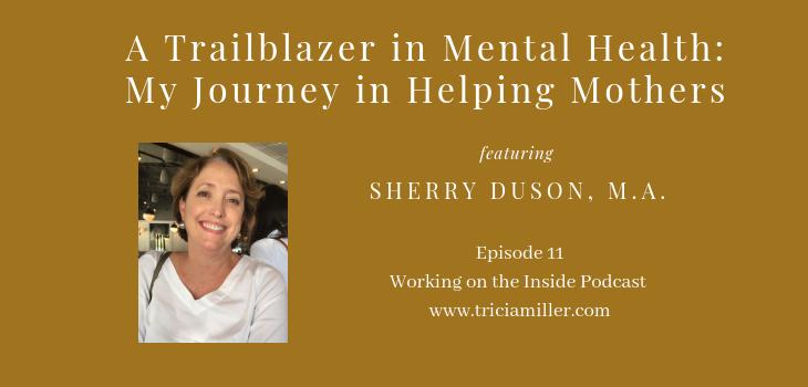 Episode 11: A Trailblazer in Mental Health