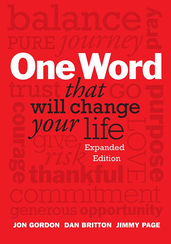 One Word  by Jon Gordon, Dan Britton & Jimmy Page
