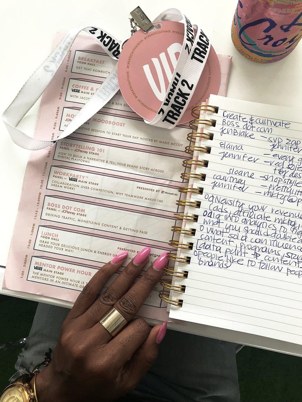 #7 - Take notes