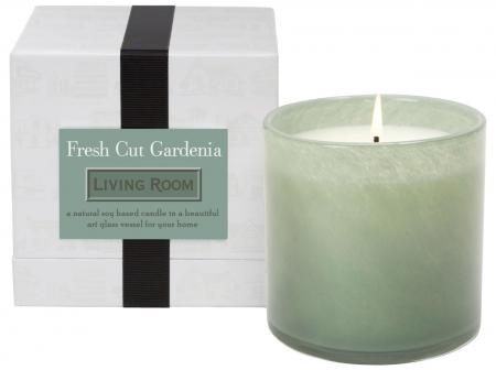 Fresh Cut Gardenia / Living Room