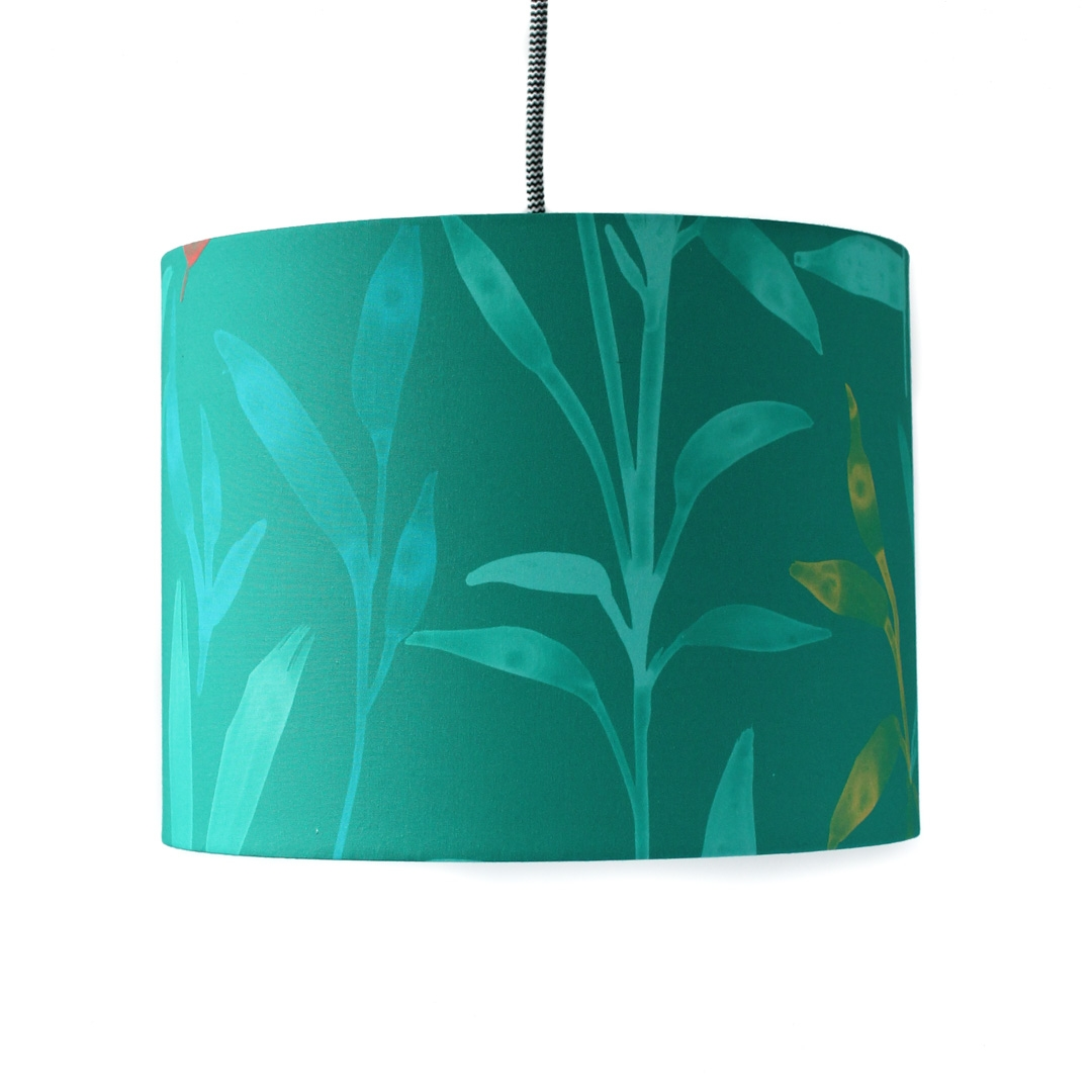 Captivating Lamp Shade In..Abat Jour En.