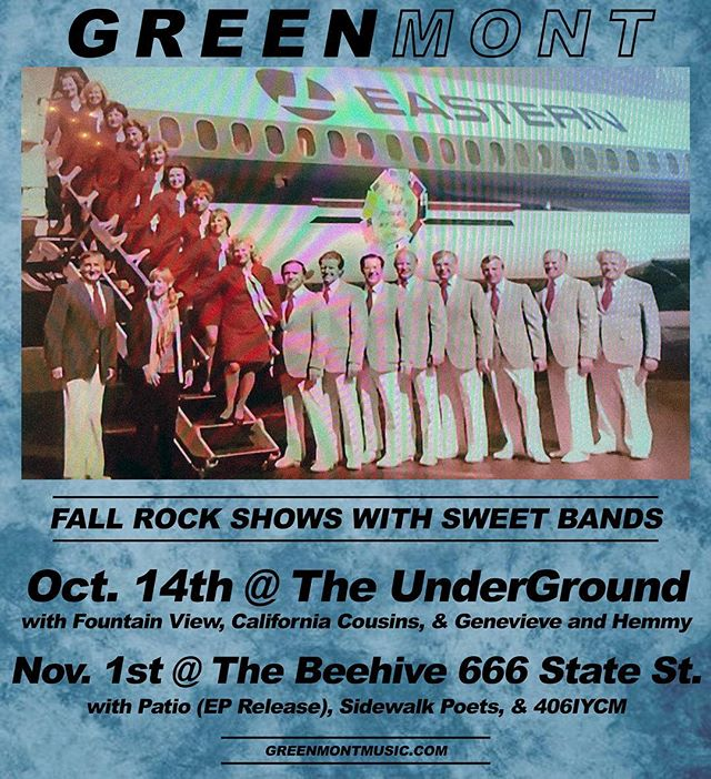 Doing the shows soon with some neat bands. Now's your chance to rock out with your socks off, or whatever. Link in bible for more info.