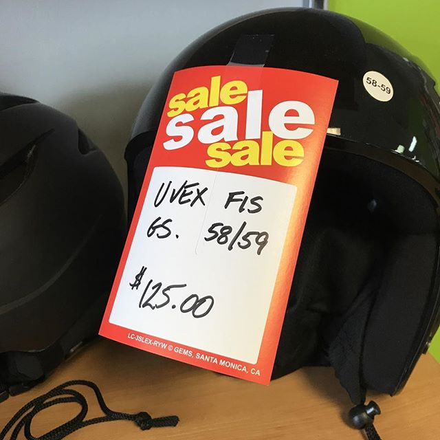Uvex helmets on  clearance sale