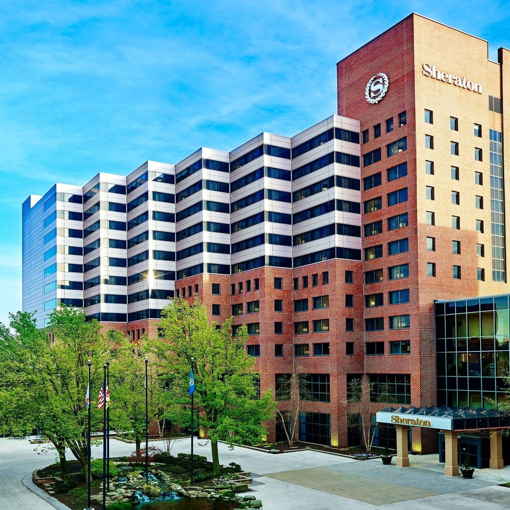 Sheraton Baltimore North Hotel  , Towson, MD