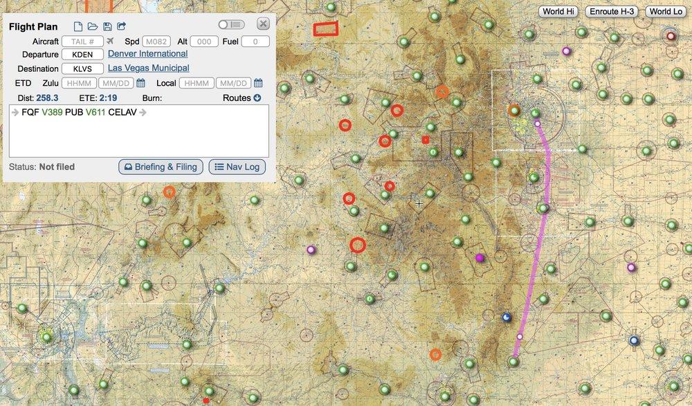 Pixel Plane Navigation The Continental Divide — S D Falchetti