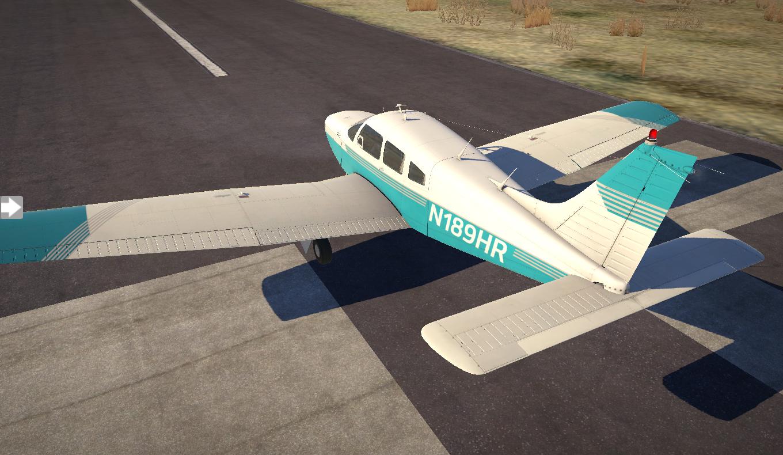 First Flight on PilotEdge — S D Falchetti